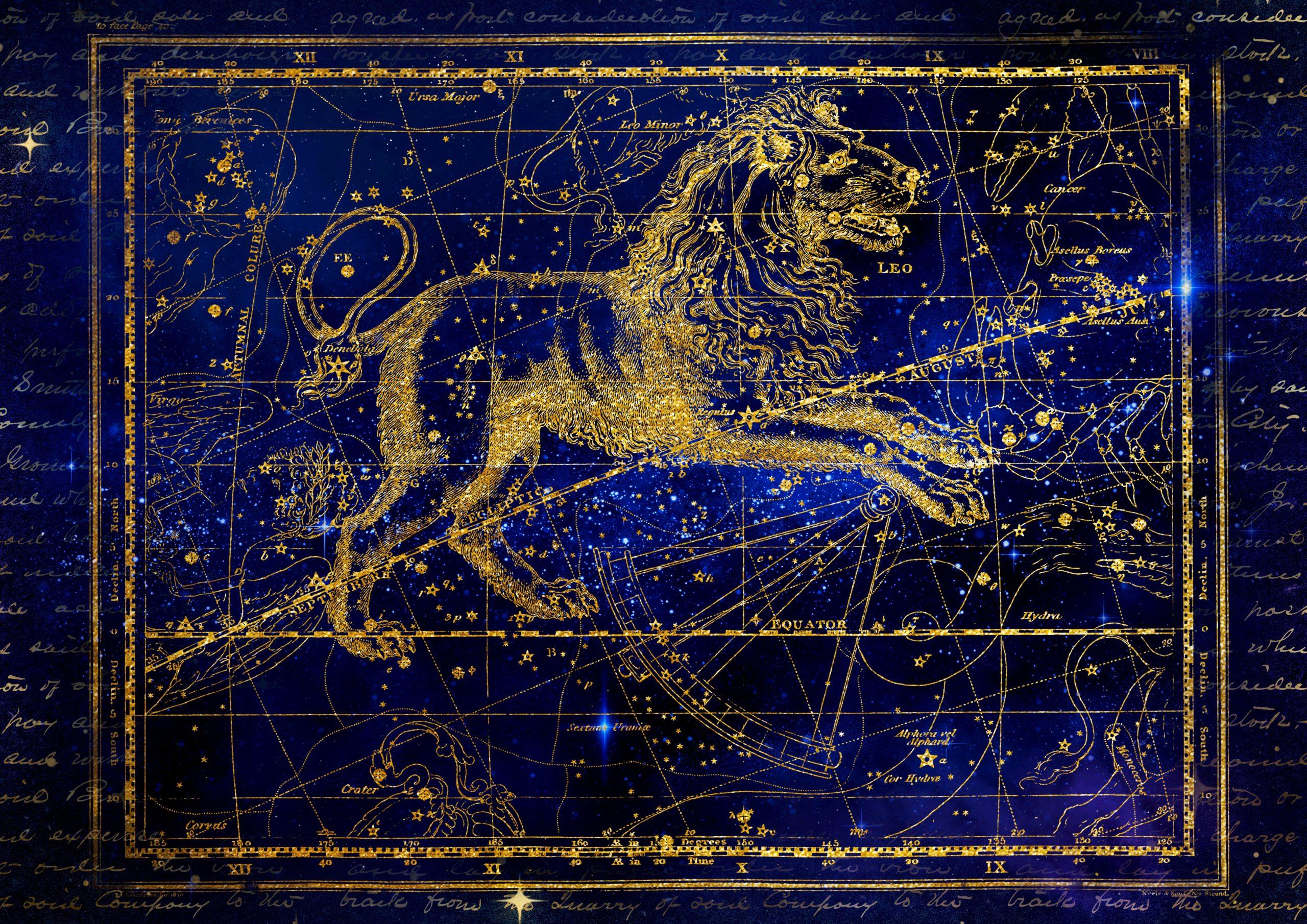 Siderische Astrologie - planetarische Heimat