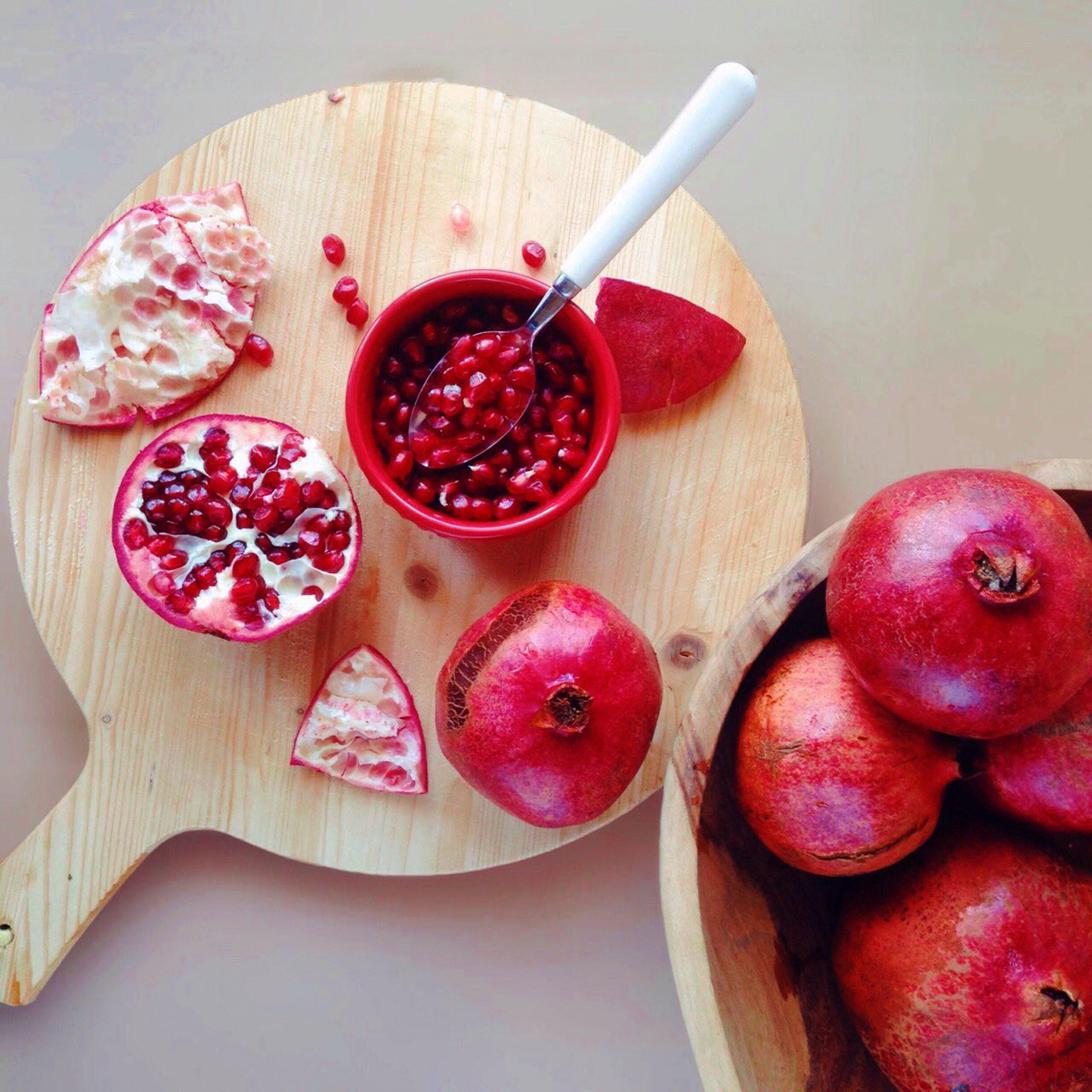 ladysterntaler.com Granatapfel Göttin der Fruchtbarkeit