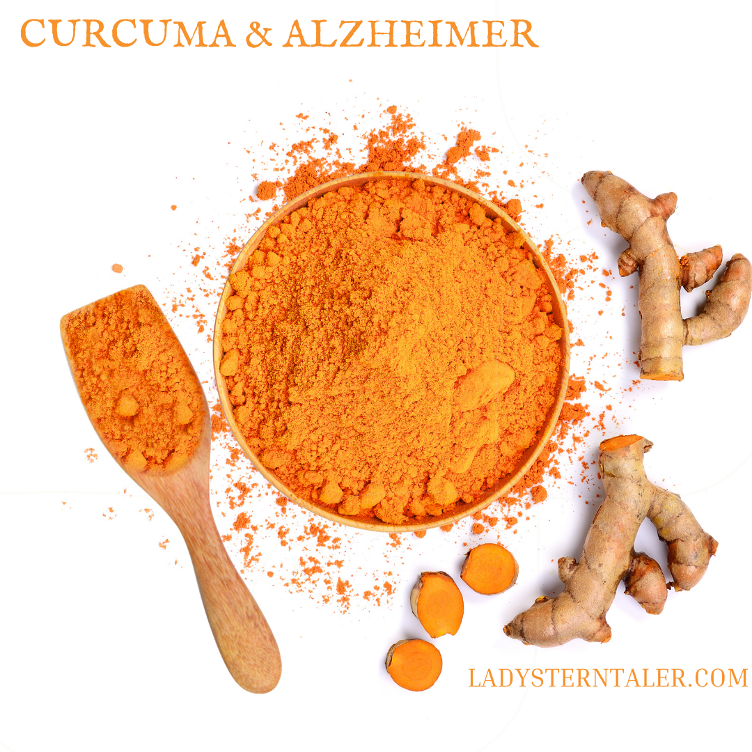 Curcuma und Alzheimer