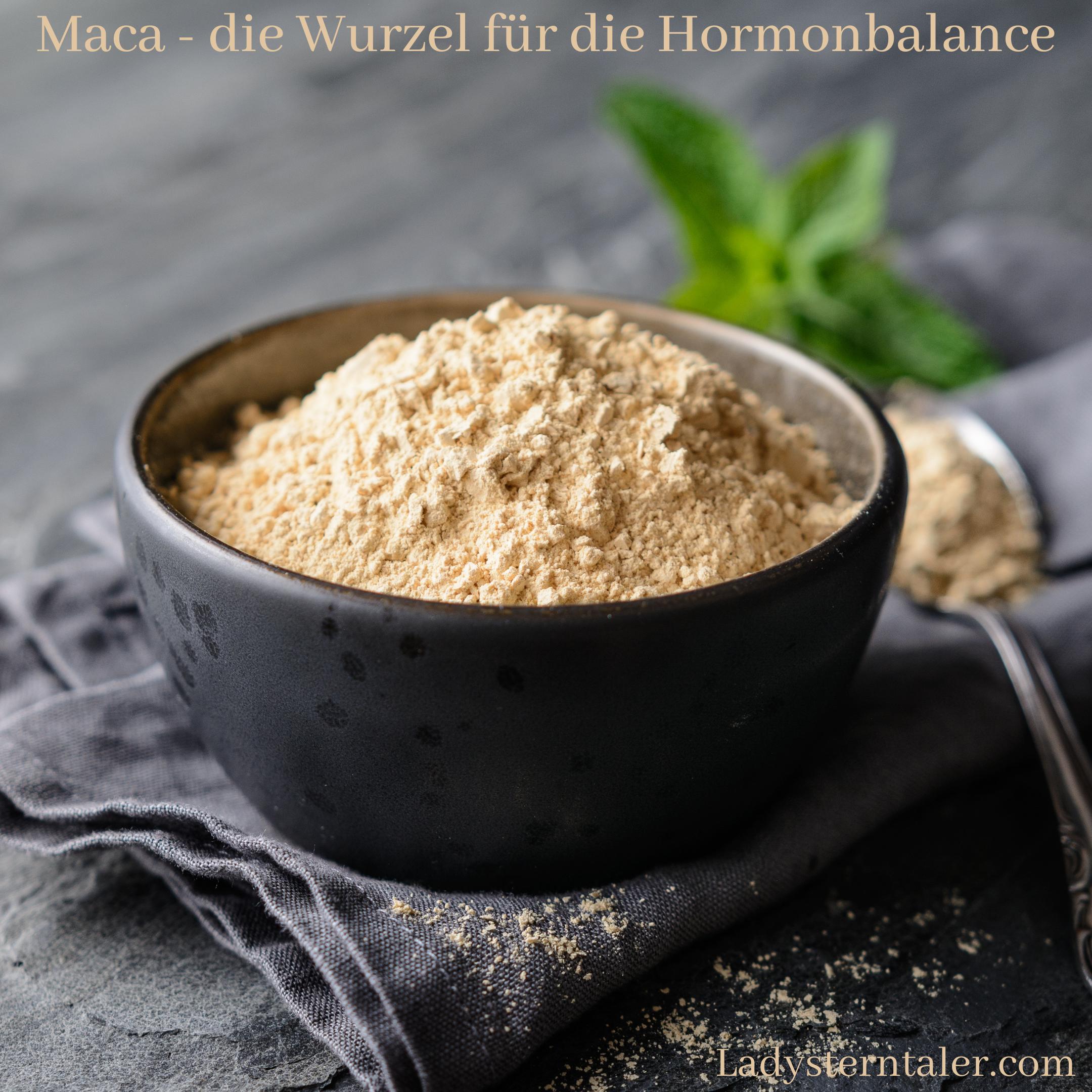 Maca -die Wurzel für unsere Hormonbalance (3)