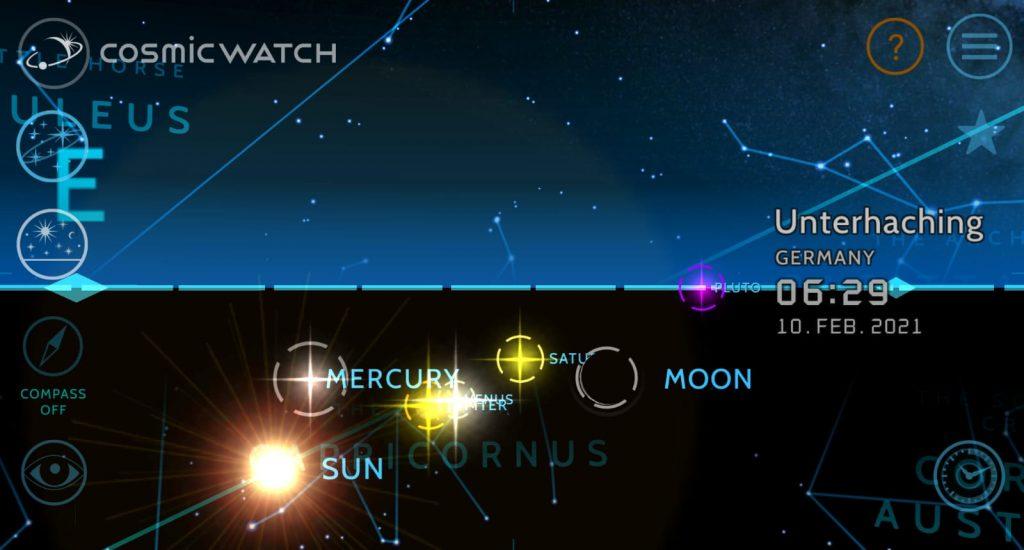 Der siderische vedische Mondkalender Steinbock